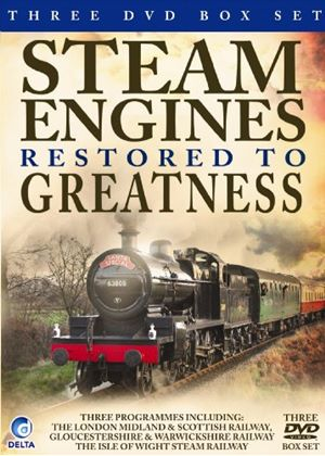 Steam Engines Restored To Greatness