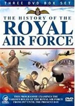 History Of The Royal Air Force RAF (3 Discs)