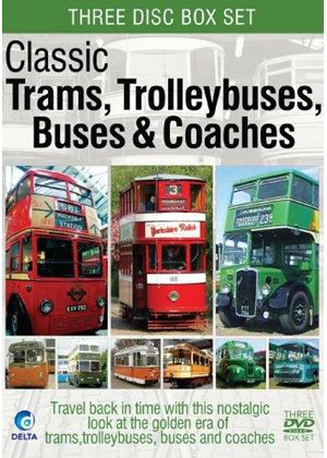Classic Trams, Trolleybuses And Coaches