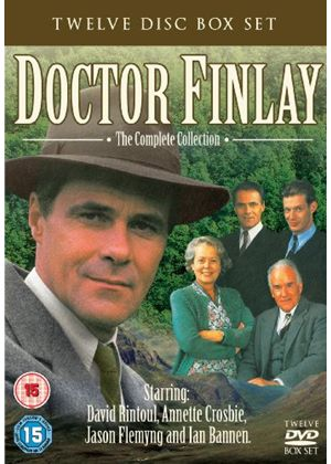 Doctor Finlay: The Complete Series 1-4 (1996)