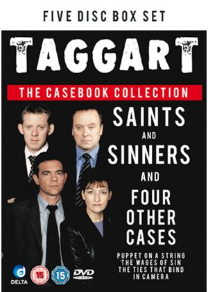 Taggart - Saints And Sinners