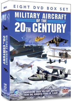 Military Aircraft Of The 20th Century