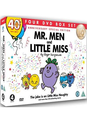 Mr Men And Little Miss. The Joke Is On Little Miss Naughty And 51 Other Enchanting Stories