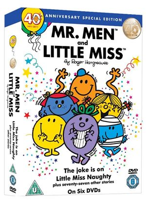 Mr Men And Little Miss - The Joke Is On Little Miss Naughty And 77 Other Stories