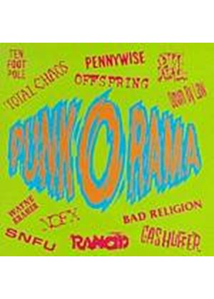 Various Artists - Punk-O-Rama (Music CD)