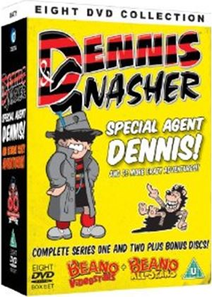 Dennis And Gnasher - Special Agent Dennis And 25 More Crazy Adventures