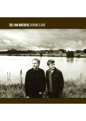 The Finn Brothers - Finn Bros - Everyone is Here (Music CD)
