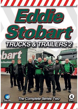 Eddie Stobart: Trucks & Trailers The Complete Series 2
