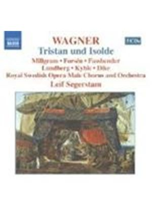 Richard Wagner - Tristan Und Isolde (Segerstam, RSO) (Music CD)