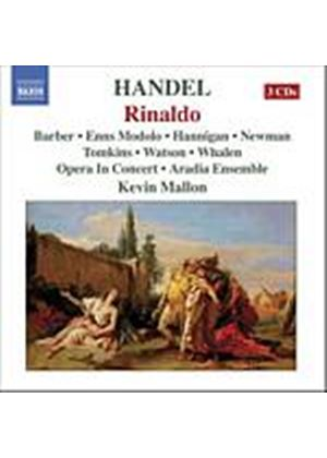George Frideric Handel - Rinaldo (Mallon, Aradia Ensemble) (Music CD)