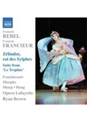 Rebel: Zélindor, Roi des Sylphes (Music CD)