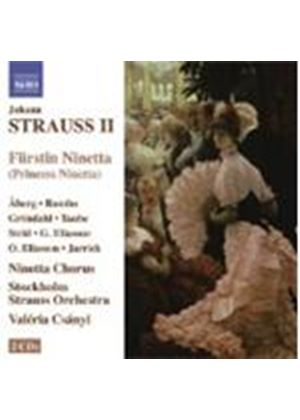 Strauss II, J: Fürstin Ninetta (Music CD)