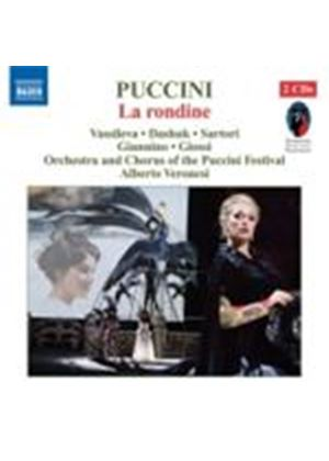 Puccini: La Rondine (Music CD)
