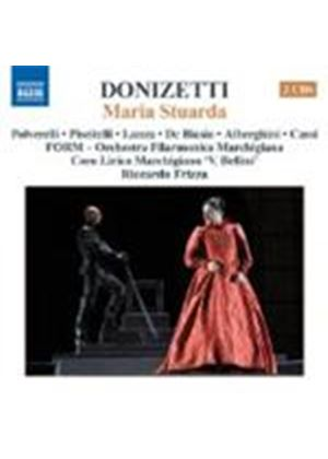 Donizetti: Maria Stuarda (Music CD)
