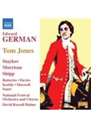 German: Tom Jones (Music CD)