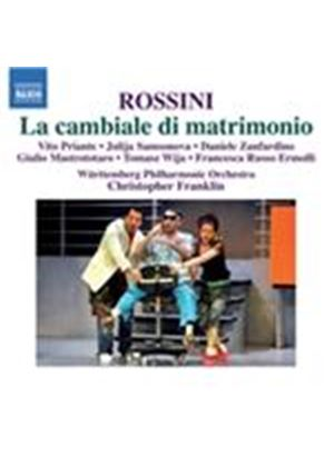 Rossini: La cambiale di matrimonio (Music CD)