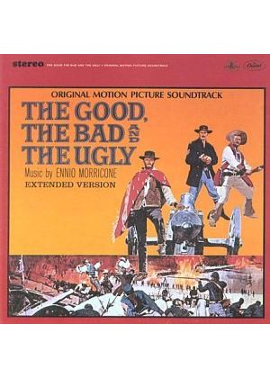 Original Soundtrack - The Good, The Bad And The Ugly (Music CD)