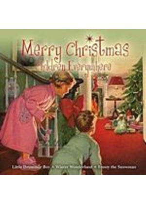 Various Artists - Merry Christmas Children Everywhere (Music CD)