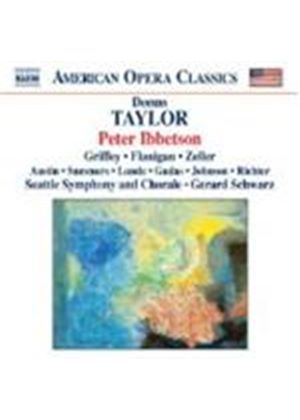 Taylor: Peter Ibbetson (Music CD)