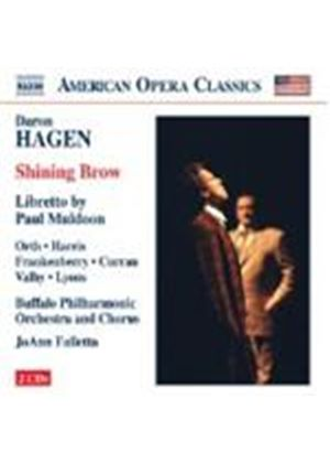 Hagen: Shining Brow (Music CD)