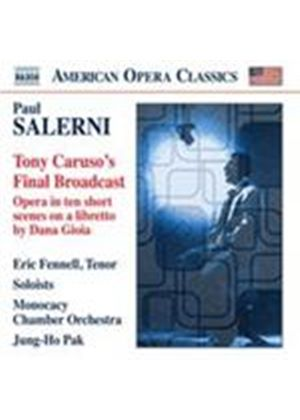 Salerni: Tony Caruso\\\'s Final Broadcast (Music CD)
