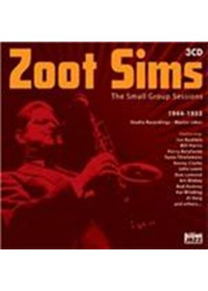 Zoot Sims - Small Group Sessions (Music CD)
