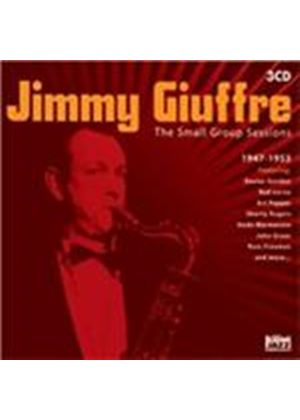 Jimmy Giuffre - Small Group Sessions (Music CD)