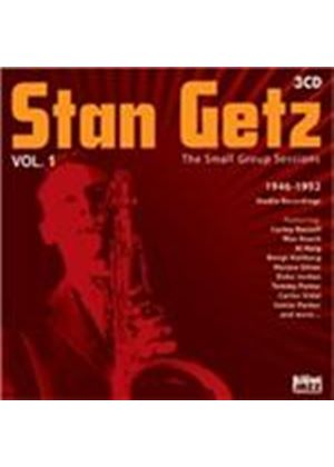 Stan Getz - Small Group Sessions Vol.1 (Music CD)