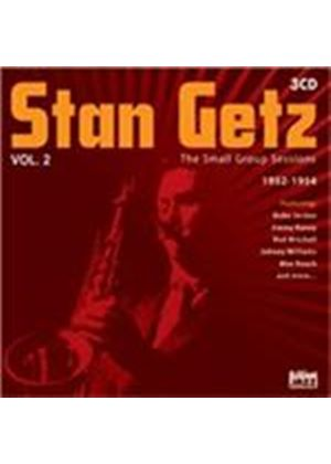 Stan Getz - Small Group Sessions Vol.2 (Music CD)