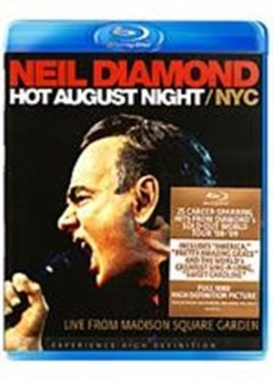Neil Diamond - Hot August Night / Nyc (Blu-Ray)