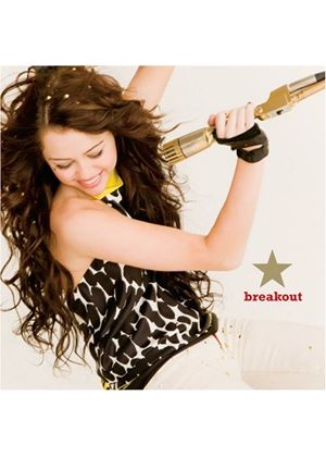 Miley Cyrus - Breakout (Music CD)