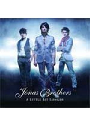 Jonas Brothers - A Little Bit Longer (Music CD)