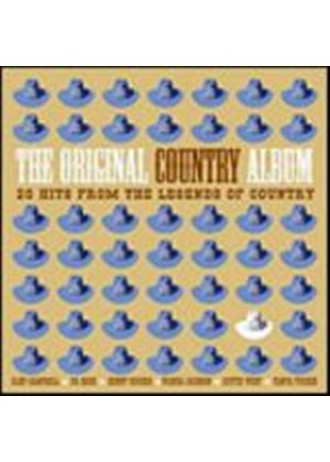 Various Artists - Original Country Album (Music CD)