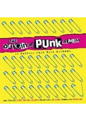 Various Artists - The Original Punk Album (Music CD)