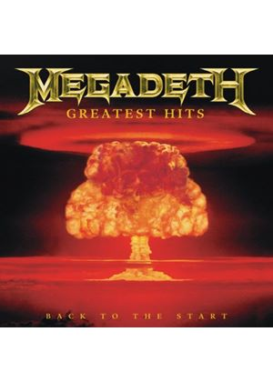 Megadeth - Greatest Hits: Back To The Start (Music CD)