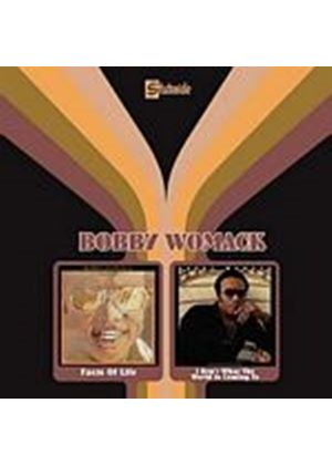 Bobby Womack - Facts Of Life/I Dont Know What The World... (Music CD)