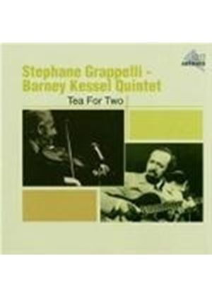 Stephane Grappelli & Barney Kessel Quintet - Tea For Two