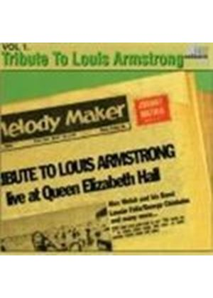 Various Artists - Tribute To Louis Armstrong Vol.1 (Live At The Queen Elizabeth Hall)