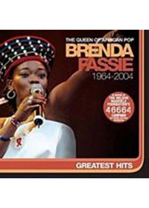 Brenda Fassie - Greatest Hits 1964 - 2004 - The Queen Of African Pop (Music CD)