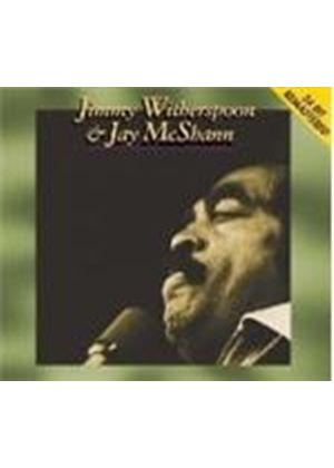 Jimmy Witherspoon & Jay McShann - Jimmy Witherspoon And Jay McShann [Remastered]