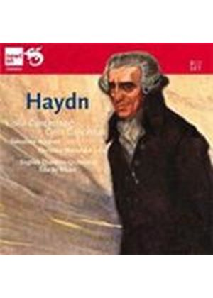 Haydn: Violin and Cello Concertos (Music CD)