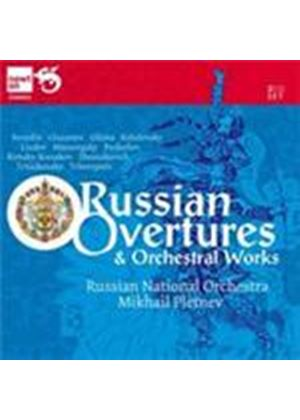 Russian Overtures (Music CD)