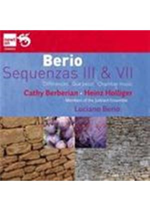 Berio: Solo and Chamber Works (Music CD)