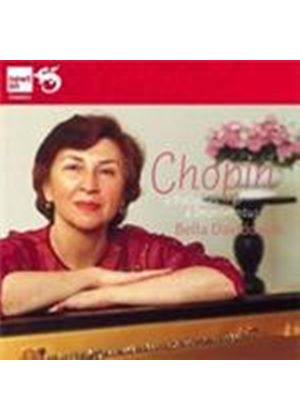 Chopin: Ballades; Impromptus (Music CD)