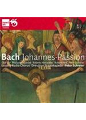 Bach: St John Passion (Music CD)