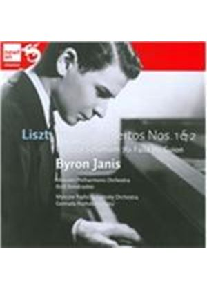 Liszt: Piano Concertos (Music CD)