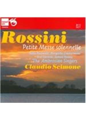Rossini: Petite Messe Solennelle; Preghiera (Music CD)