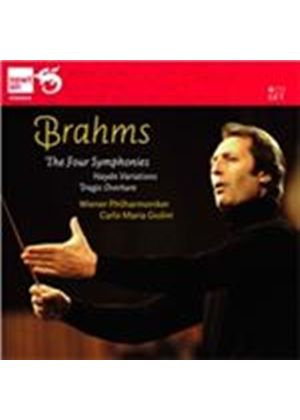 Brahms: The Complete Symphonies (Music CD)