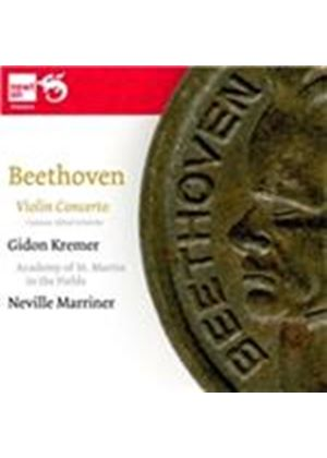 Beethoven: Violin Concerto (Music CD)