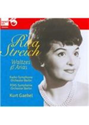 Waltzes and Arias (Music CD)
